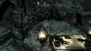 Skyrim Book Quest: The Legend of Red Eagle Pt. 1