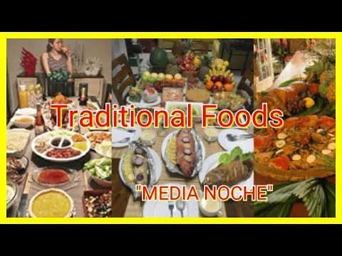 Top 10 Filipino Foods For New Year S Eve Media Noche Recipe Ni