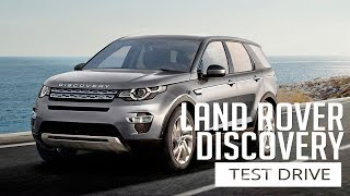 Test Drive - Land Rover Discovery