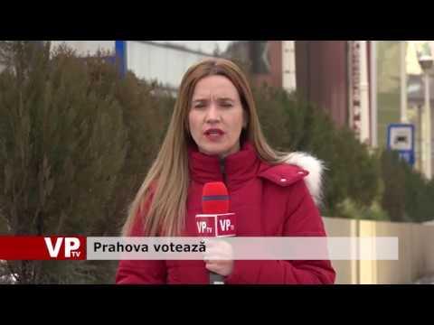 Prahova votează