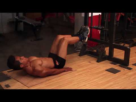 Cable Reverse Crunch, Tutorial, Exercise Video, Workout, SEXioFIT