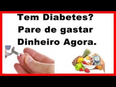 Tipo vídeos dieta do diabetes II