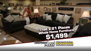 Whole Home Furniture Packages - Mattresses For Less