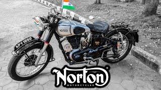 1948 Norton 500cc - Norton Motorcycles
