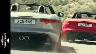 Jaguar F-Type - Banned Advert