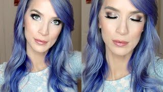 Party Time Makeup Tutorial | New Year's Eve 2016