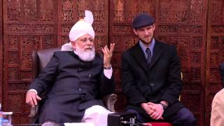 Meeting with New Ahmadi Converts