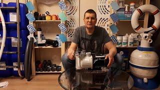 Насос для бассейна Kripsol Ondina OK100 (220В, 17.2 м3/ч) от компании Океангруп - видео