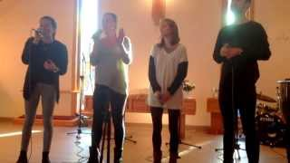 All We Ask Donnie McClurkin by New Voices