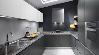 Grey Modern Kitchen Design