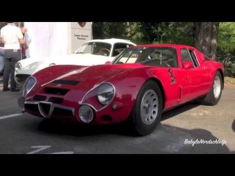 Alfa Romeo Giulia TZ2 Sound