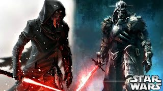 """Meaning/Origin of """"Darth"""" and Why Some Sith Refuse It – Star Wars Explained"""