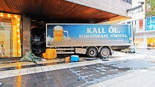 Ett år Efter Terrorattacken I Stockholm