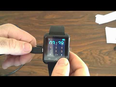 En Ucuz Saat U8 Smartwatch İncelemesi TÜRKÇE
