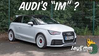 Is The Retro Inspired Audi A1 Quattro As Mad To Drive as it is To Look At?