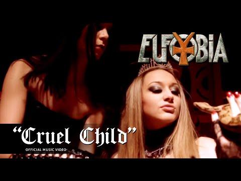 """CRUEL CHILD"" EUFOBIA ""Cup of Mud"" 2011"