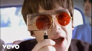 Oasis   Don't Look Back In Anger (Official Video)