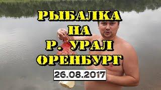 Рыбалка на малашке оренбург