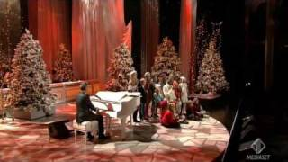 "Andrea Bocelli  "" Santa Claus is coming to town """