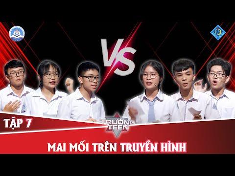 Trường Teen 2020 Tập 7 | THPT Chuyên Thái Bình - Thái Bình vs THPT Thực hành Sư Phạm - Cần Thơ