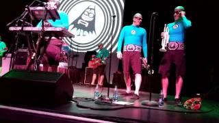 The Aquabats! - Super Rad 11/18/2016