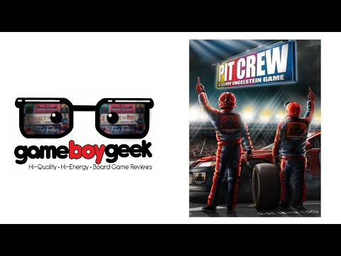The Game Boy Geek Reviews Pit Crew