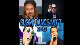 Suomi Dance Mix 3   2013