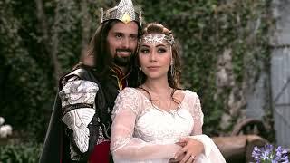 Behind The Scenes Medieval Wedding