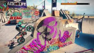 TRIALS RISING Gameplay E3 2018 - Riding Medium And Hard Stages