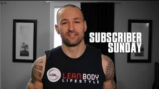 Subscriber Sunday: Motivating Others