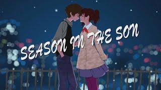 Season In The Son - Westlife [Nightcore+Lyrics] HD