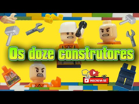 Os doze construtores_The twelve builders
