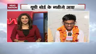UP Board Result 2019: What High School Topper Gautam Raghuvanshi Says