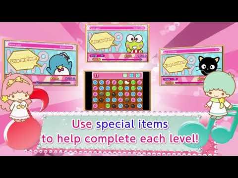 Видео № 0 из игры Hello Kitty and Friends: Rockin World Tour [3DS]