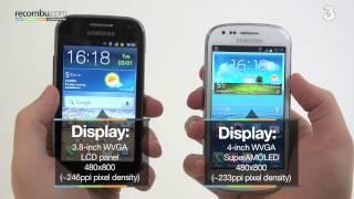 Samsung Galaxy Ace 2 vs Samsung Galaxy S3 Mini