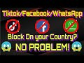 How To Access Apps Or Websites, Which is Not Available on Your Country Like Tik Tok | Chel Del