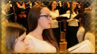 Vetítés a Lautitia kóruscsalád 2016-os adventi koncertjén 2.