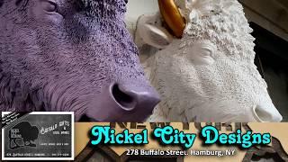 """DISC 158 - """"Nickel City Designs"""", Hamburg, NY"""