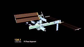 Construção da Estação Espacial foi iniciada há 20 anos