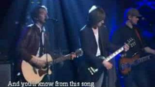 Write you a song (Live) -Plain White T's