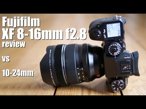 External Review Video cmxFhKPxLlE for Fujifilm FUJINON XF16mmF2.8 R WR Lens
