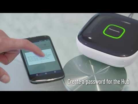 Panasonic Smart Home Home Safety Starter Kit   Flanco.ro
