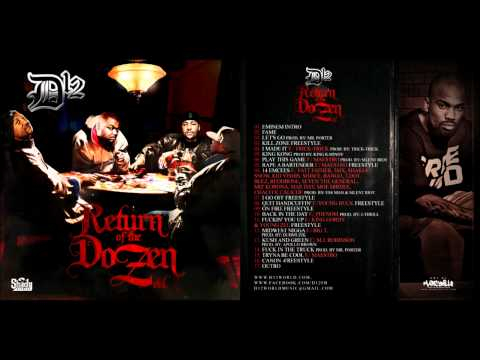 D12 Feat Young Buck - Quit Handcuffin