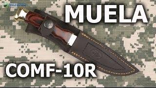 Muela COMF-10 - відео 1