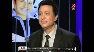 إيمان البحر درويش لـ #قصر الكلام :هانى شاكر ذوق ومش غلاط ويضيف إلى النقابة