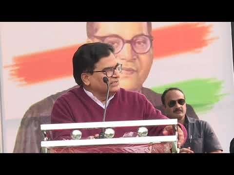 Ram Gopal Yadav Addresses at the Movement Save The Indian Democracy