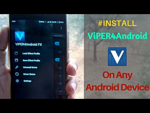 BEST AUDIO HACK FOR ANDROID! Install Dolby Atmos + Viper4Android on