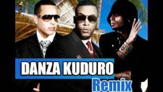 Don Omar Ft. Daddy Yankee y Arcangel - Danza Kuduro ►Official Remix◄ ORIGINAL NEW 2011