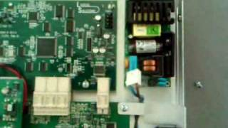 How to replace a PSU on a thinklogical EVS- or VEL-KVM-extender