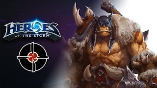 Rexxar - Talent Update and Misha Controls - Heroes of the Storm (HotS)